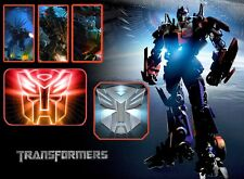 TRANSFORMERS  Pinball Machine High Definition Cushioned Target Decals