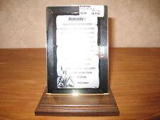 *NEW* Cadre Miroir RETRAITE H.15cm L.10cm Maryse Josephine