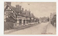 Ombersley Village, Worcester Postcard, A411