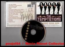 "THE TEMPTATIONS ""Classic Soul Hits"" (CD) 18 Titres 2008"