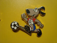 pin pins sport foot football world cup 94 soccer zamac