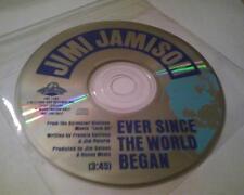 Jimi Jamison EVER SINCE THE WORLD BEGAN promo cd single '89 Survivor.Jim Peterik