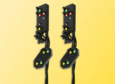 SH  Viessmann 4751 2 Multiplex-Ausfahrsignalköpfe mit Vorsignal