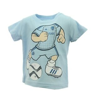 Sporting Kansas City Official MLS Adidas Apparel Infant Toddler Size T-Shirt New