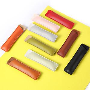 PU Leather Pencil Case School Pen Storage Bag Cute Pen Case Kawaii Pen Hol EtAP
