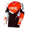 Oneal O´neal Hardwear Cross DH Freeride BMX Enduro Jersey  FLOW TRUE orange