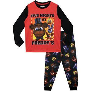 Five Nights At Freddy's Pyjamas I FNAF Pyjama Set I Five Nights At Freddies PJs