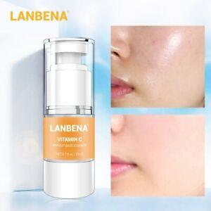 Makeup Base Essence Foundation Face Serum Shrink Pores Brightening Skin Care