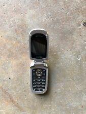 ZTE A210 (Cricket) Cellular Flip Phone (Silver)