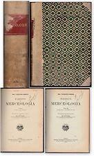 V. Fortini ELEMENTI DI MERCEOLOGIA TOMO I E II Ed. UTET 1932-L5017