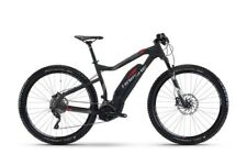 Haibike E-Bike SDURO HardNine 8.0 500Wh schwarz/rot/titan matt Größe S