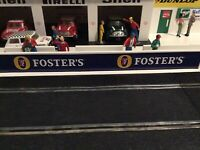 1x 1:32 Scale Fosters F1 Pit Wall...Ninco Scalextric Carrera SCX Slotcar