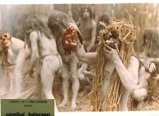 RUGGERO DEODATO CANNIBAL HOLOCAUST 1980 VINTAGE PHOTO ORIGINAL #2
