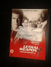 * DVD Film * LETHAL WEAPON 4 *