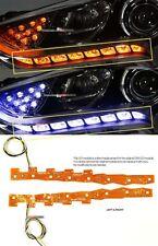 Front LED EyeLine DIY Kit Module 2way For 2013 2014 2015 Hyundai Veloster Turbo