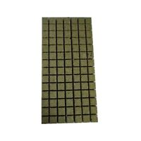 Humidity Dome Rockwool Tray HF Complete Propagation Cloning Kit GEL Heat Mat