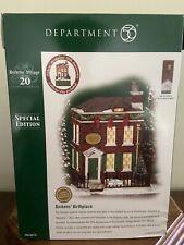 "Dept. 56 Dickens Village ""Dicken's Birthplace� New!"