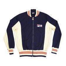 FILA Bjorn Borg Bomber Jacket | Vintage 70s 80s Sportswear BJ Settanta Mk1