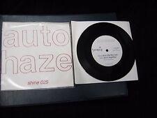 "Auto Haze Dive Into the Sun b/w Put It Together Black Vinyl 7"" Single Shine 025"