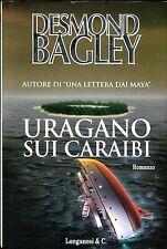 Desmond Bagley = URAGANO SUI CARAIBI