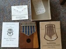 1966 The HUGH TRACEY Treble 17 Note KALIMBA Made in South AFRICA