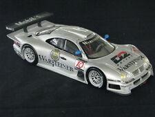 Maisto Mercedes CLK-GTR GT1 1997 1:18 #10 Nannini / Tiemann FIA GT (MCC)