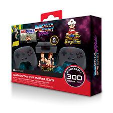 MY ARCADE GameStation Wireless Plug & Play Console 300+ Games w/ Data East Hits