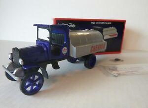 """Ertl, 1925 Kenworth tanker truck bank, """"Chevron"""" About 1:32, Diecast, Ltd. Ed."""