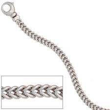 Behandelte Echtschmuck-Armbänder aus Weißgold für Damen