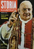 STORIA ILLUSTRATA MARZO 1963 IL VATICANO