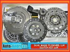 DUAL MASS FLYWHEEL + CLUTCH KIT LUK VW TRANSPORTER MK IV 4 T4 2.5 TDI 88HP 102HP
