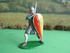 Chiamata alle armi Medioevo Norman DIFESA 1/35 dipinto