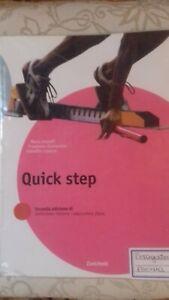 Quick step, Andolfi Giovannini Laterza, Testo educazione fisica