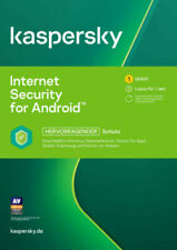 🔑Kaspersky Internet Security  2021 für  Android DACH Edition.1-Mobile device 🔑