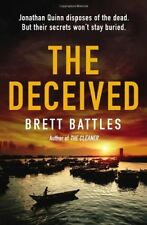 The Deceived,Brett Battles- 9781848090330