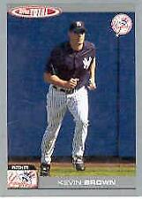 2004 Topps Total Silver Baseball Card Pick
