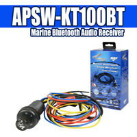 AUDIOPIPE Marine Bluetooth Audio Receiver ( APSW-KT100BT )