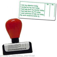 ST78 Pupil's Comments APP Self Assessment Pre-inked Marking Stamper