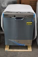 "Ge Gdf640Hsmss 24"" Stainless Full Console Dishwasher Nob #84977 Hrt"