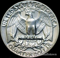 1970 D  Washington Brilliant Uncirculated Quarter ~ Choice Coin from Bank Roll