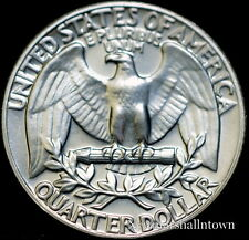 1969 P  Washington Brilliant Uncirculated Quarter ~ Choice Coin from Bank Roll
