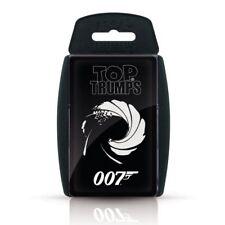 James Bond 007 Top Trumps