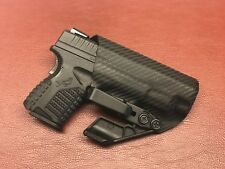 Crazy Eyes Holsters, Springfield Xds, Xd-s 4.0 IWB KYDEX Holster 9mm, 45acp