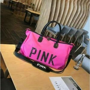 Travel Bag (PINK design)
