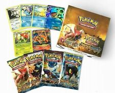 NEW 324pcs/BOX Pokemon TCG, Trading Card 10 XY Fates Collide Card Booster Pack