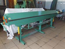 3 meter / 3100mm Abkantbank / Schwenkbiegemaschine - Schnelle Lieferung