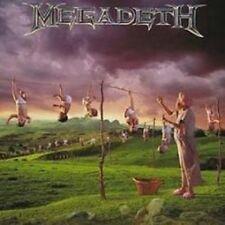 Megadeth - Youthanasia (NEW CD)