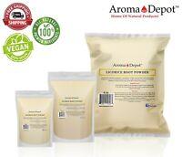 Licorice Root Powder (Liquorice) Mulethi Glycyrrhiza glabra 100% Natural Raw