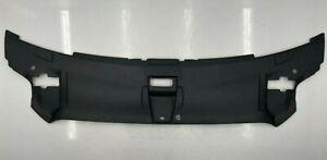 2011 - 2014 AUDI A8 A8L S8 - RADIATOR CORE SIGHT SHIELD COVER PANEL TRIM OEM