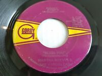 MARTHA REEVES & THE VANDELLAS - Bless You / Hope I Don't... 1971 SOUL GORDY 7""